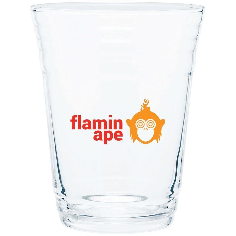 16 oz player glass